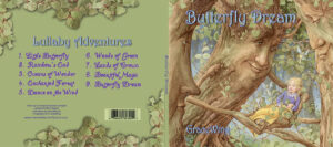 butterfly dream lullaby album music