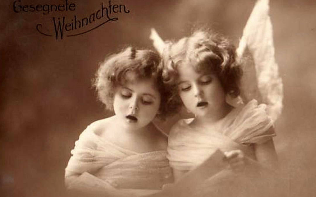 Sing me a Lullaby, An Angel's Kiss Goodnight